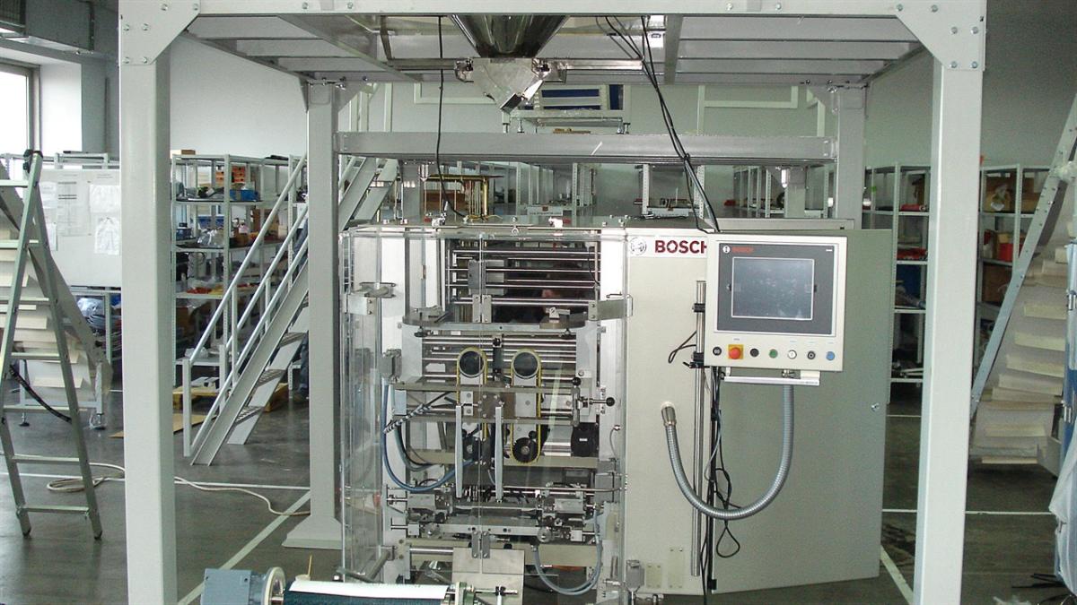машины для производства упаковки
