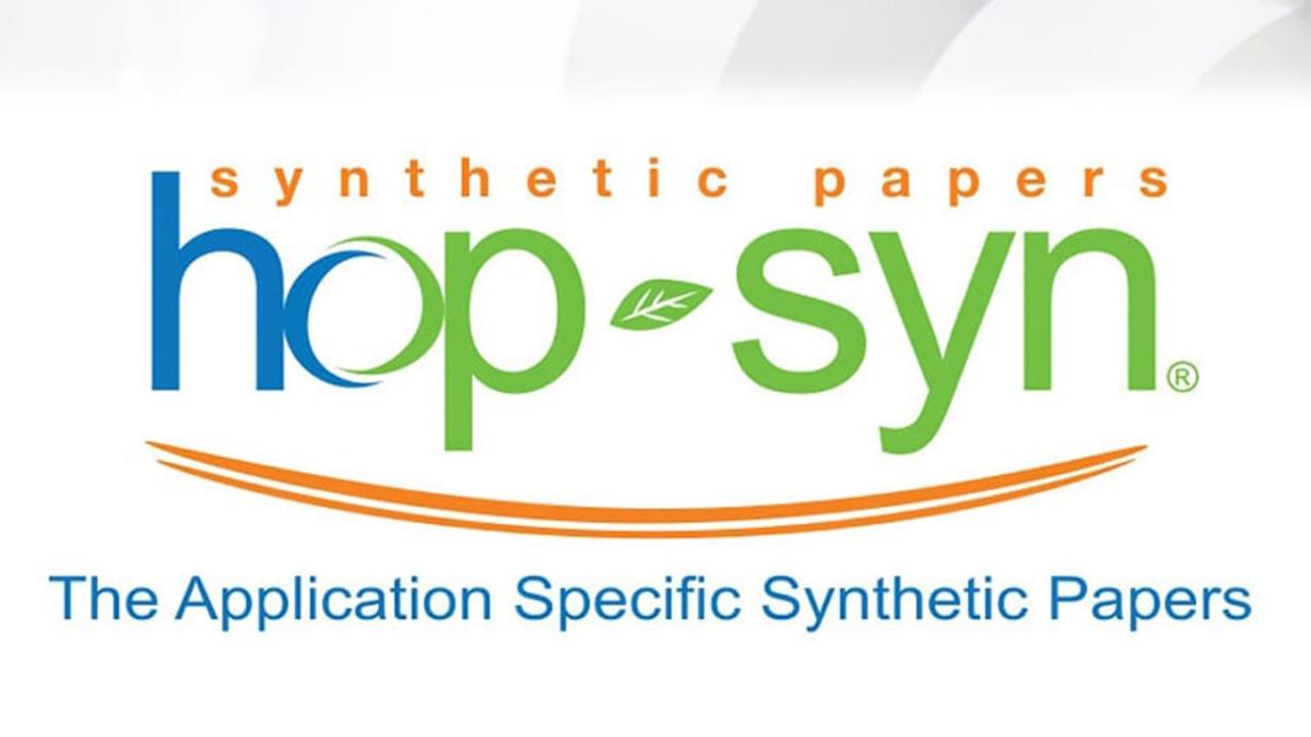 производитель прочной синтетической бумаги Hop-Syn