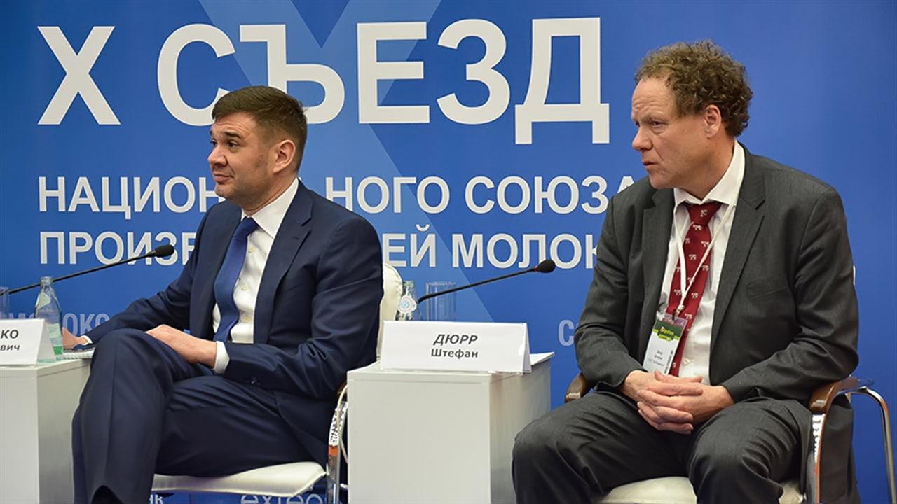 Президент группы компаний «Эконива» Штефан Дюрр