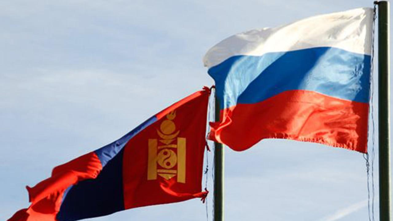 Россия, Монголия