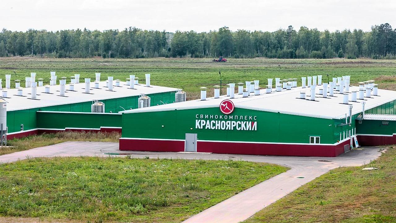 Свинокомплекс «Красноярский»