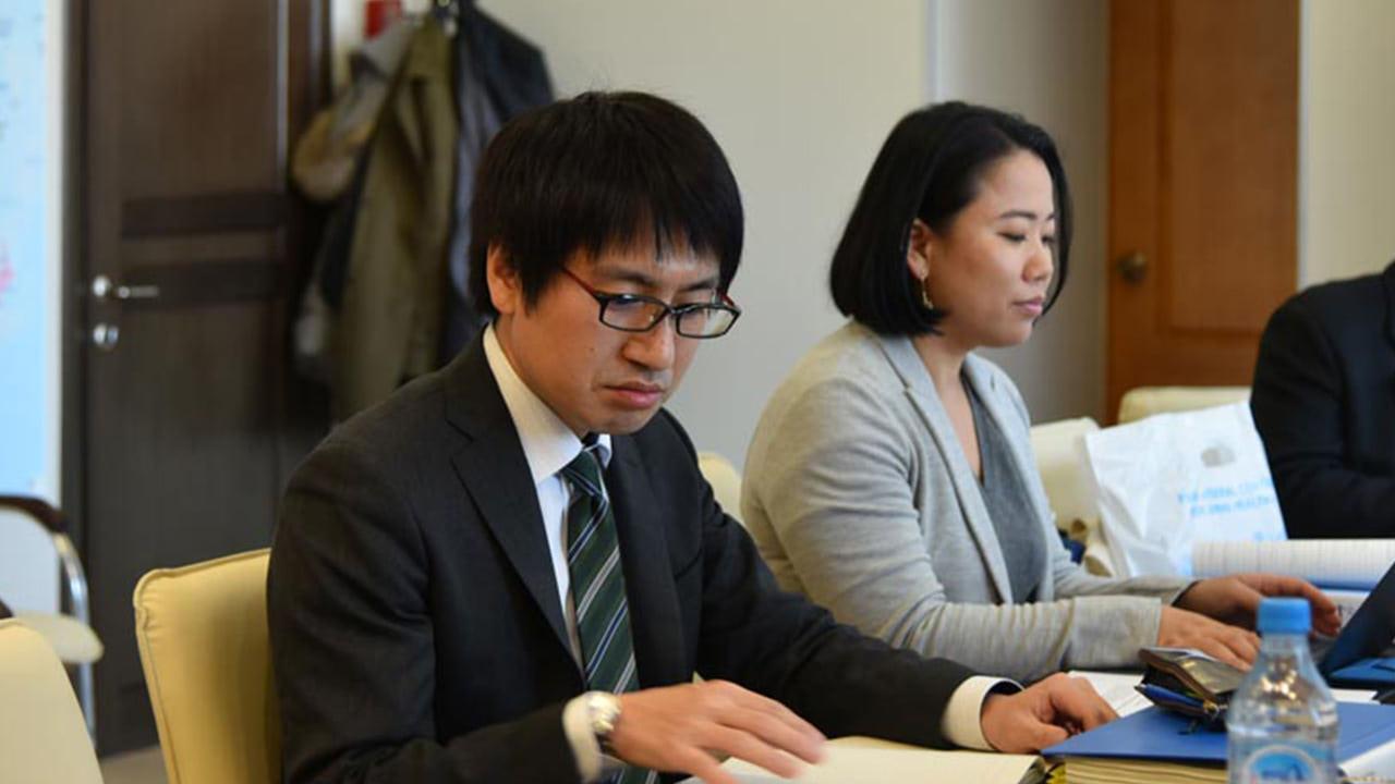 встреча представителей Россельхознадзора и министерства сельского, лесного и рыбного хозяйства Японии