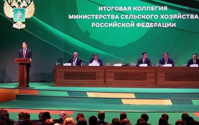АПК России достигнуты рекордные показатели