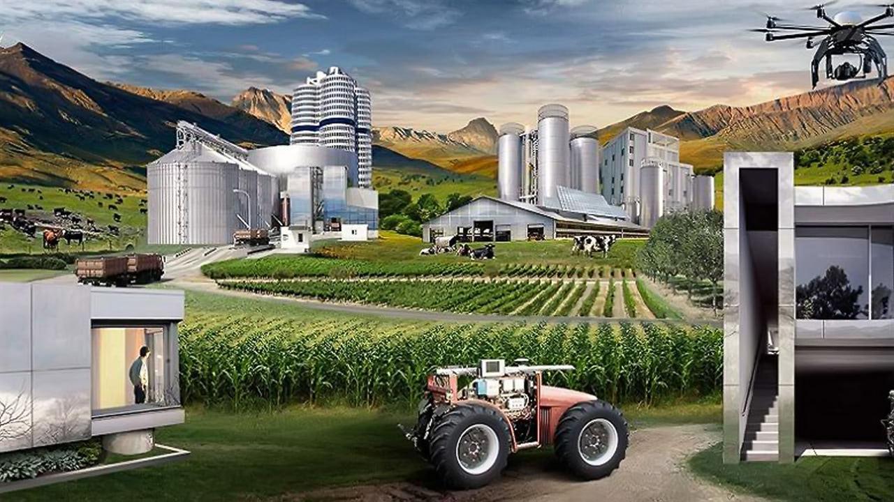 технологии всельском хозяйстве