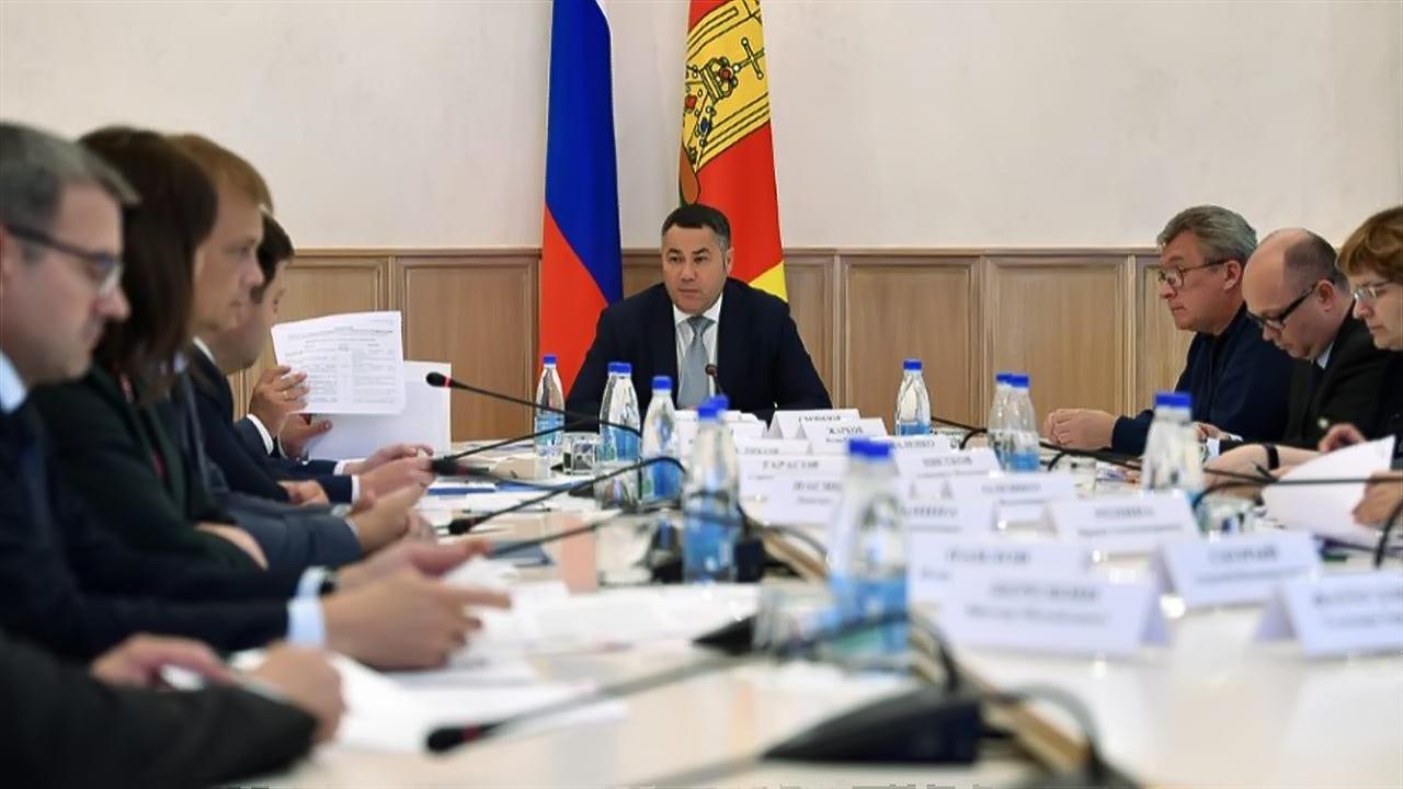 В Тверской области планируется запуск шести новых свиноводческих предприятий