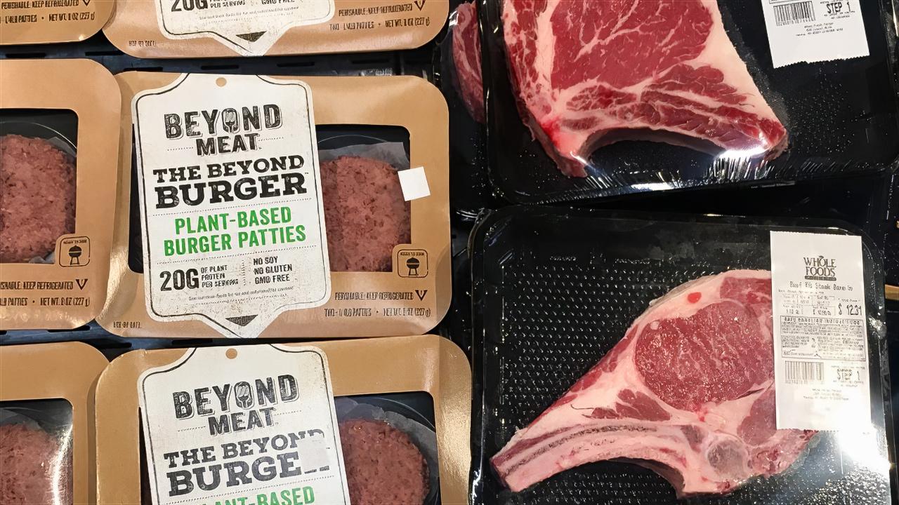 Растительные аналоги мяса
