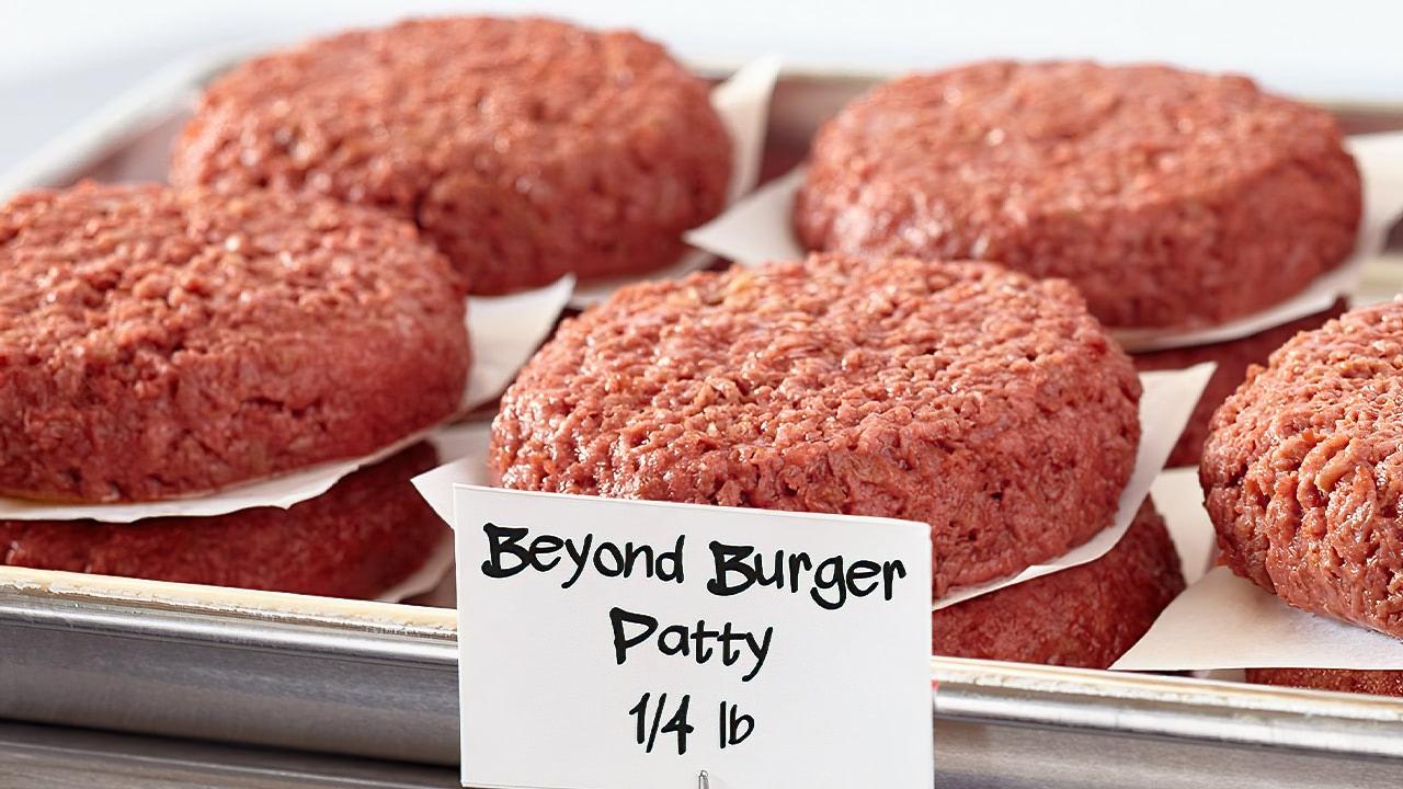 Американцы переходят нарастительные заменители мяса