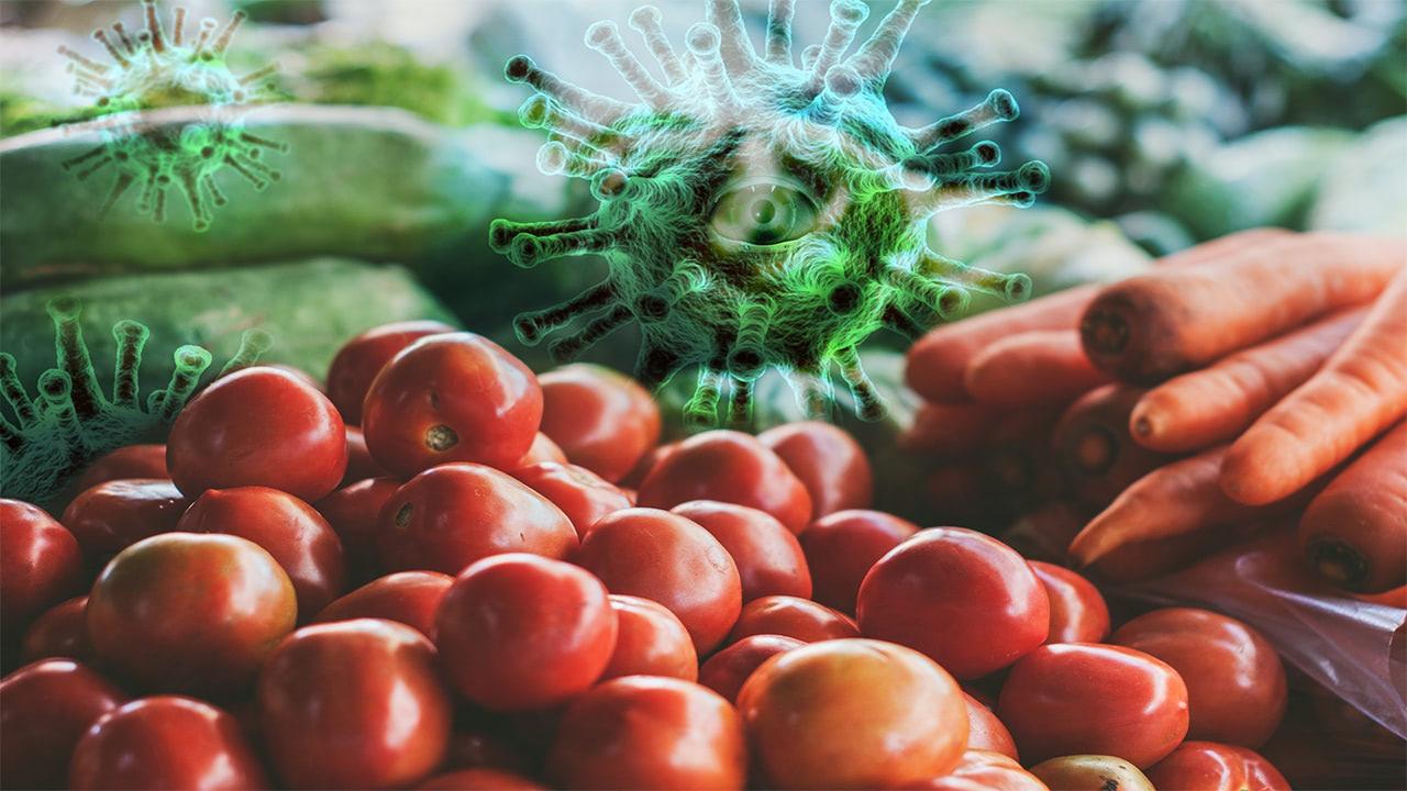 Короновирус и продукты питания