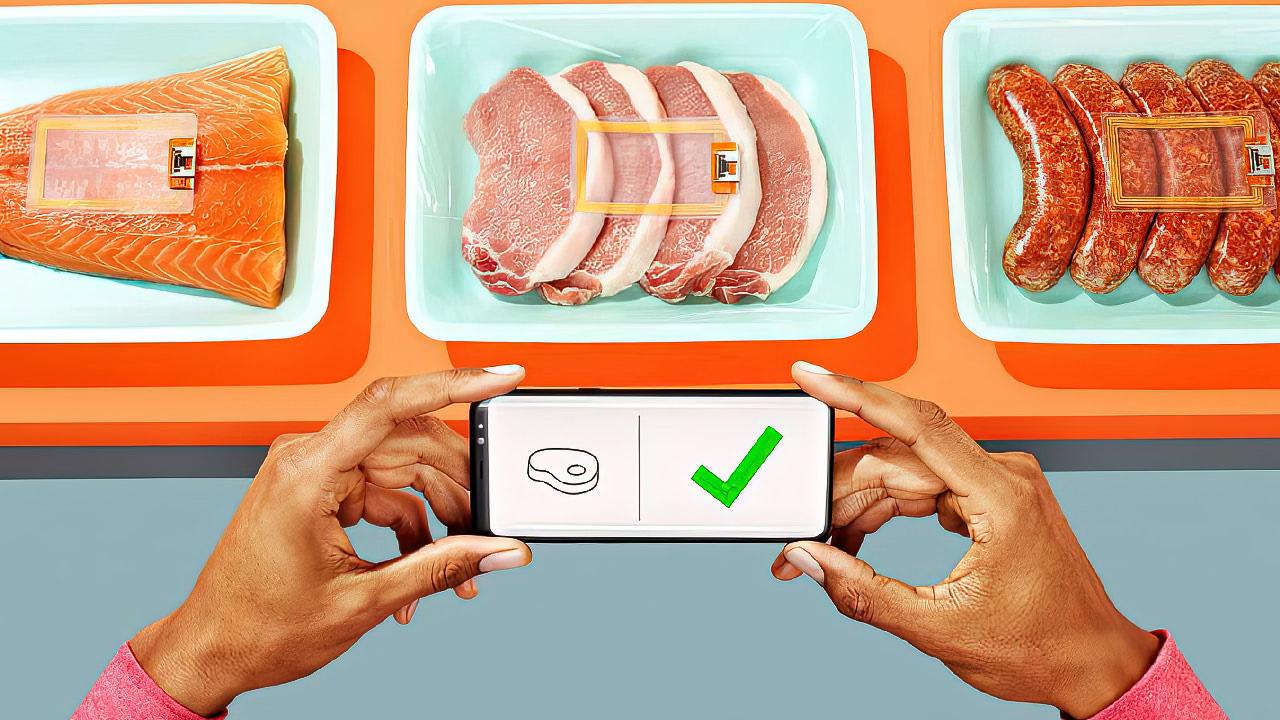 IoT‐этикетки могут сократить мировые потери продовольствия на50%