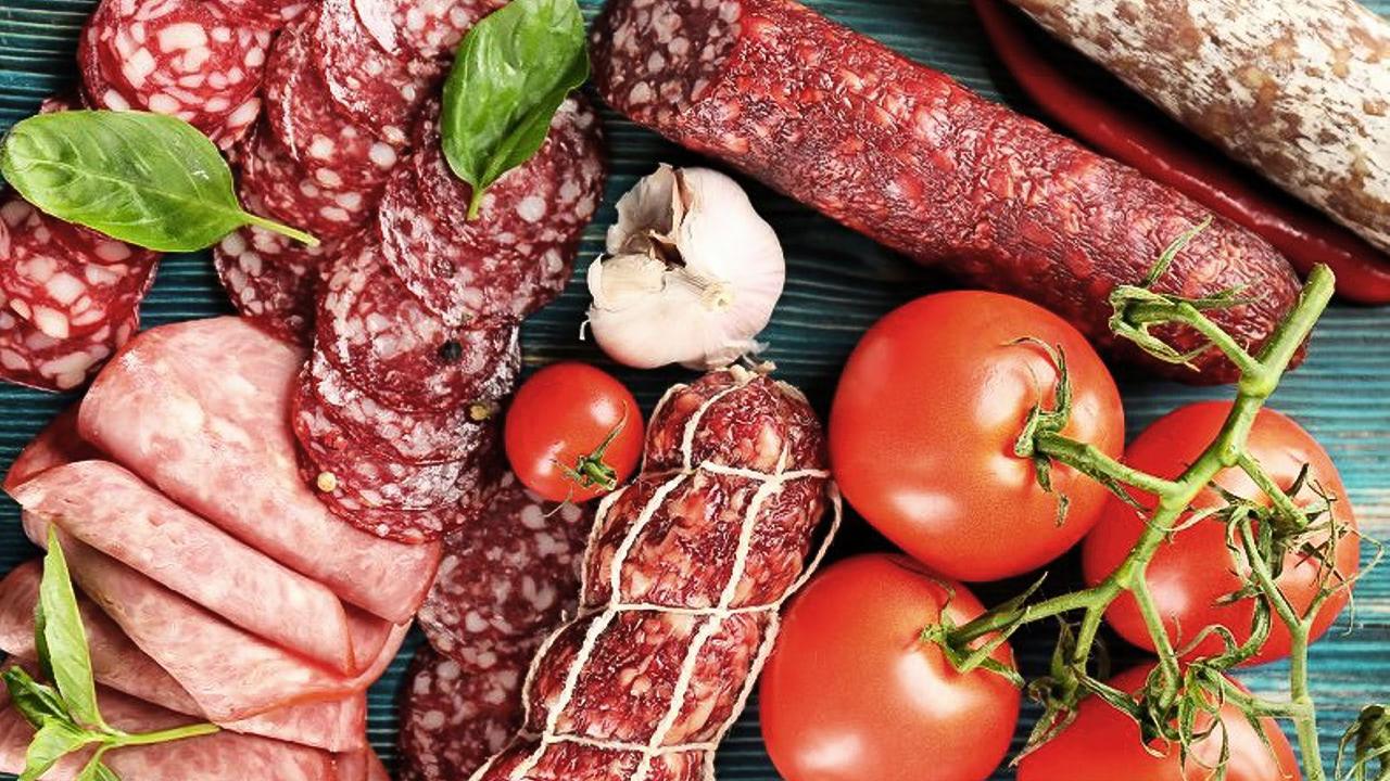 выпуск мясных полуфабрикатов