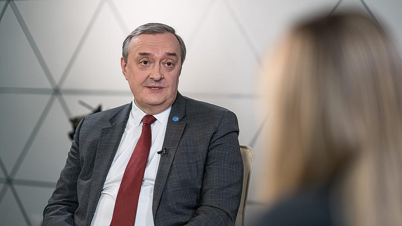 Директор московского отделения ФАО рассказал опродовольственных рисках XXI века